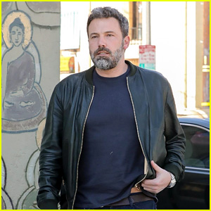 Ben Affleck Steps Out Amid the Harvey Weinstein Controversy