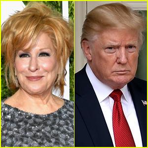 Bette Midler Slams Donald Trump with 'Hocus Pocus' Tweet