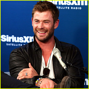 Chris Hemsworth Doesn't Mind Being Exploited with Shirtless Scenes