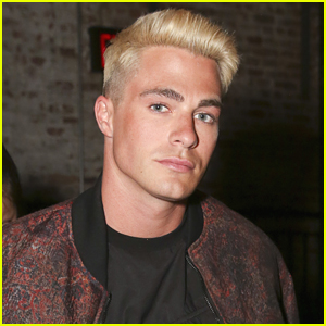 Colton Haynes Opens Up About Battle with Depression & Anxiety