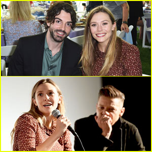 Elizabeth Olsen & Boyfriend Robbie Arnett Couple Up at The Rape Foundation's Annual Brunch!