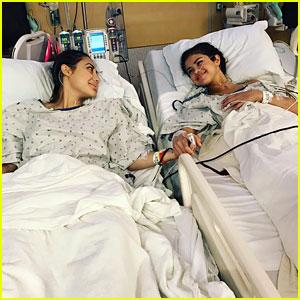 Selena Gomez & Francia Raisa Dar Emocional Primera Entrevista Sobre Trasplante de Riñón (Video)