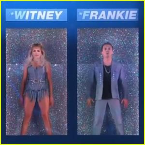 Frankie Muniz Dances to NSYNC, Reveals Guilty Pleasure is Boy Bands on 'DWTS' (Video)