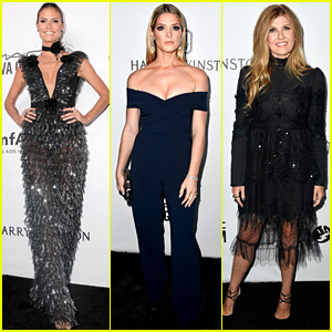Heidi Klum, Ashley Greene, & More Stars Glam Up for amfAR Gala in L.A.