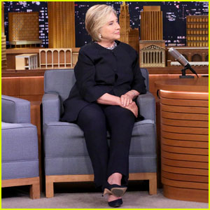 Hillary Clinton on 'Tonight Show': 'I Want Our Country To Understand How Resilient We Are'