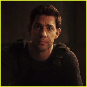 John Krasinski as Jack Ryan - First Look Teaser!