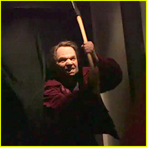 James Franco Terrifies People at 'The Shining'-Themed Halloween Horror Nights - Watch!