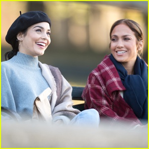 Jennifer Lopez & Vanessa Hudgens Get to Work on 'Second Act'