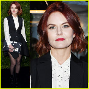 Jennifer Morrison Debuts New Red Hair While Supporting Female Filmmakers