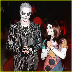Joey King Channels 'Nightmare Before Christmas' for Halloween with Boyfriend Jacob Elordi!