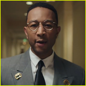 John Legend Wants Americans to Get Along in 'Penthouse Floor' Music Video - Watch Now!