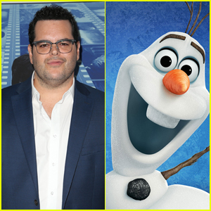 Josh Gad Opens Up About Calling Sick Children as Olaf