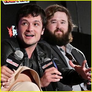 Josh Hutcherson Shows Off His Comedy Chops in 'Future Man' Trailer - Watch Now!
