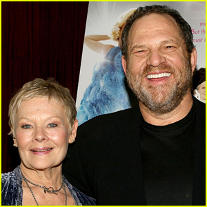 Judi Dench Speaks Out About Frequent Collaborator Harvey Weinstein