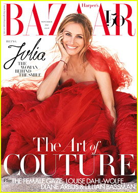 Julia Roberts Says She Used to Be a 'Selfish Little Brat'