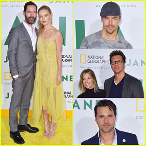 Kate Bosworth & Michael Polish Couple Up at Star-Studded 'Jane' Documentary Premiere!