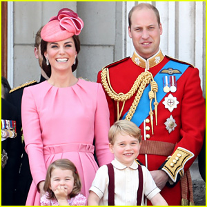 Kate Middleton & Prince William Reveal When Third Child is Due!
