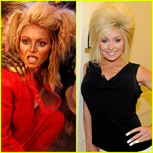 Looking Back at Kelly Ripa's Best Halloween Costumes!