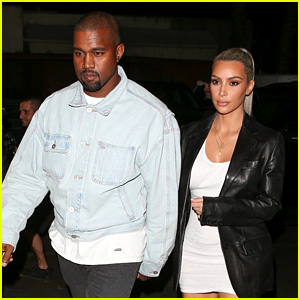 Kim Kardashian Celebrates 37th Birthday with Kanye West!