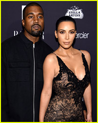 Kim Kardashian & Kanye West's Security Team Pulls Guns on Intruder