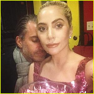 Lady Gaga Shares Sweet Photo with Boyfriend Christian Carino