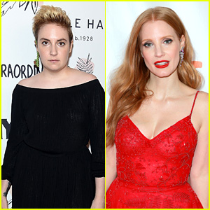 Lena Dunham & Jessica Chastain Reflect on Offensive Seth MacFarlane Song at Oscars 2013
