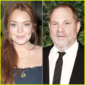 Lindsay Lohan Defends Harvey Weinstein, Says She Feels 'Very Bad' for Him