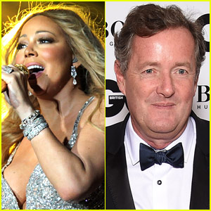 Mariah Carey Reacts to Vegas Shooting Live on TV, Piers Morgan Slammed for Asking About the Tragedy