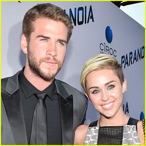 Miley Cyrus Isn't Jealous of Liam Hemsworth's Hot Co-Stars!