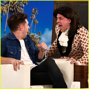 'Harry Styles' Scares Niall Horan on 'Ellen' - Watch Now!