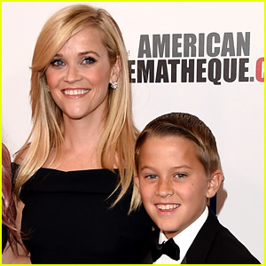 Reese Witherspoon & Ryan Phillippe Wish Their Son Deacon a Happy 14th Birthday!