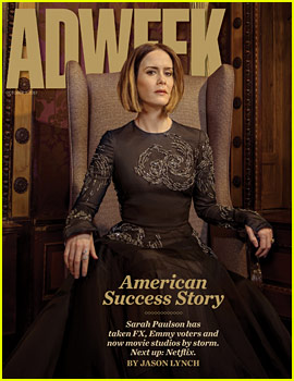 Sarah Paulson Won't Work For Another TV Creator Besides Ryan Murphy & She Explains Why