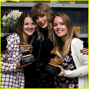 Taylor Swift's Fans Hold Her Grammys in Rhode Island Secret Session Photos!