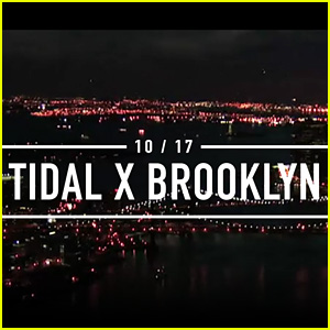 Tidal x Brooklyn Concert Lineup & Livestream Video - Full Info!