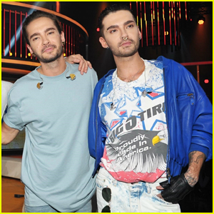 Tokio Hotel S Tom Amp Bill Kaulitz Go Shirtless In Ibiza
