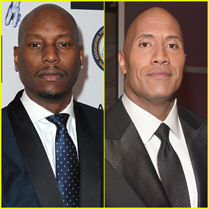 Tyrese & The Rock Are Still Feuding: 'Haters Come in Many Forms'