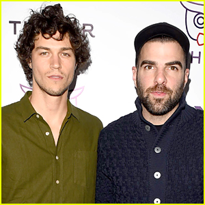 Zachary Quinto & Miles McMillan Step Out Amid Marriage Rumors