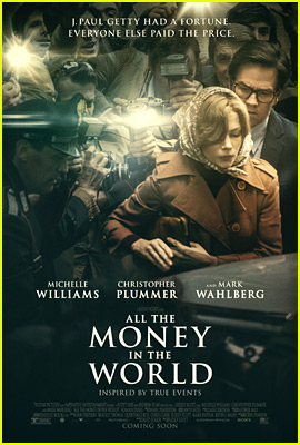 'All the Money in the World' Debuts New Posters with Christopher Plummer's Name Attached
