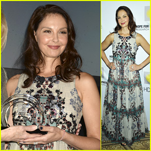 Ashley Judd Opens Up About Sexual Abuse in Wake of Harvey Weinstein Scandal