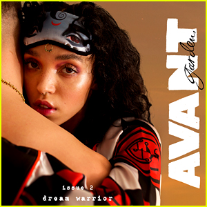 FKA twigs Launches the Second Issue of her 'AVANTgarden' Instagram Magazine