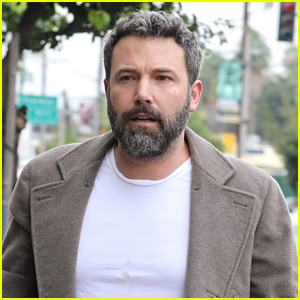 Ben Affleck Steps Out After Spending Halloween with Ex Jennifer Garner