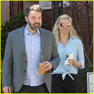 Ben Affleck & Lindsay Shookus Están Compartiendo en nueva york, Apartamento Juntos (Informe)
