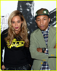 Beyonce Knowles & Pharrell Williams Raise Nearly $40,000 for The Lung Transplant Project!