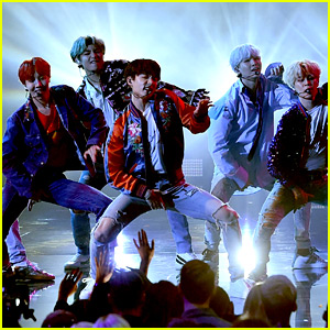 BTS Rocks the AMAs 2017 with 'DNA' Performance (Video)