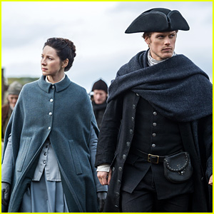 Caitriona Balfe's Life on 'Outlander' May Have Gotten Easier Due to This Fan's Advice!