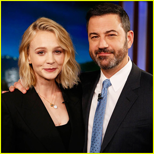 Carey Mulligan Reveals on 'Jimmy Kimmel Live' That She's Failed Her Driving Test in England Five Times