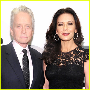 Catherine Zeta-Jones Celebrates 17th Wedding Anniversary with Michael Douglas!