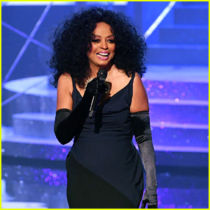 Diana Ross Sings Her Biggest Hits for AMAs 2017 Performance! (Video)