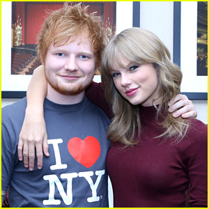 Ed Sheeran Reveals Why Taylor Swift's 'Dress' is Definitely Not About Him