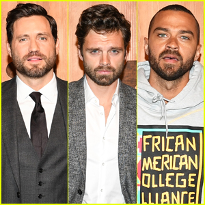 Edgar Ramirez, Sebastian Stan & More Studs Help GQ Style & Hugo Boss Celebrate Amazing Spaces!